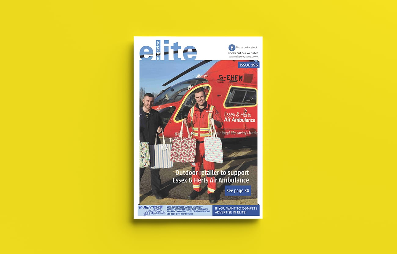 Elite magazine b