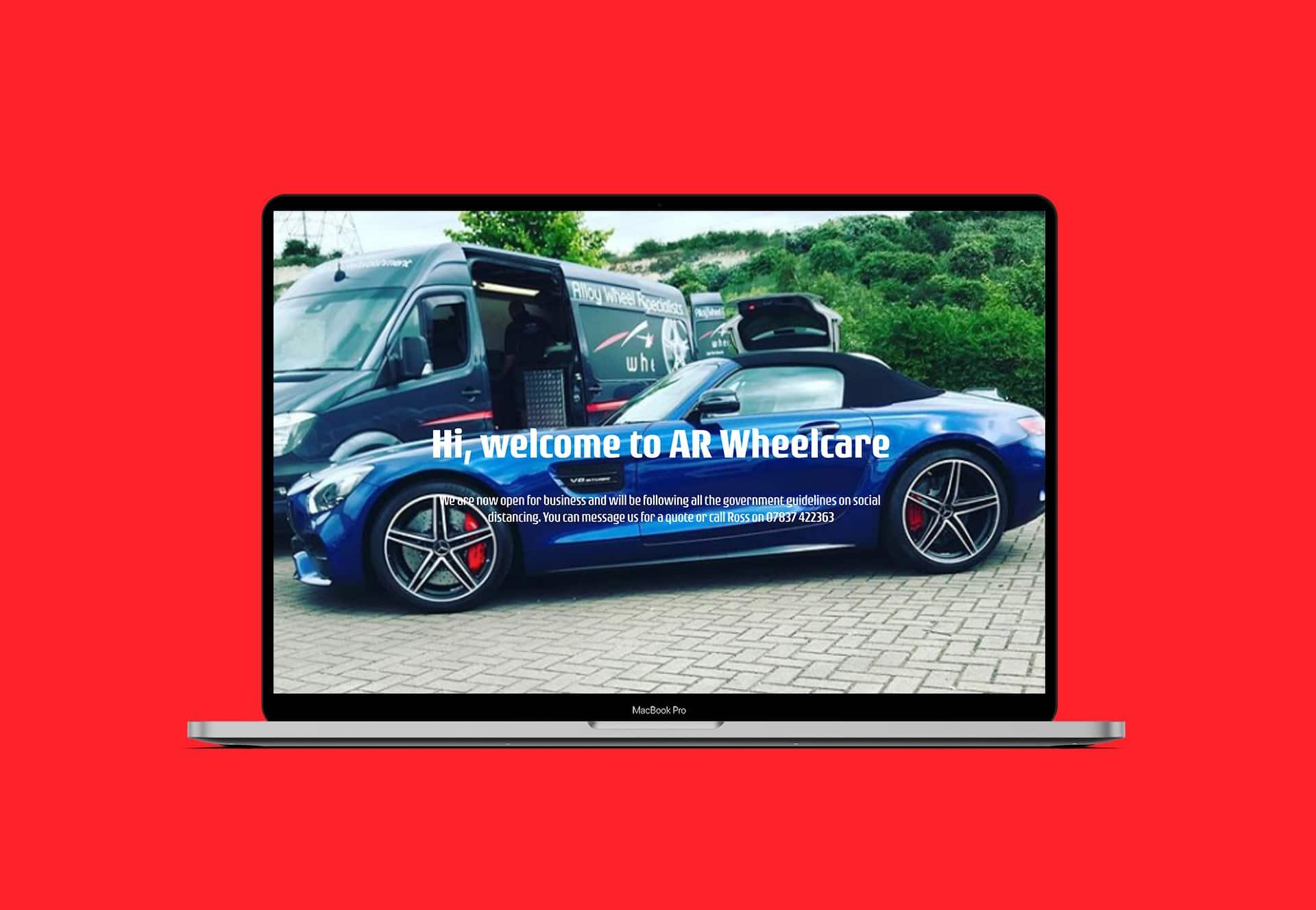 AR Wheel Care mac